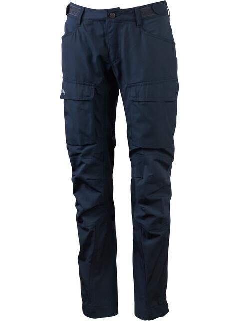 Lundhags Authentic II - Pantalon long Femme - Regular bleu